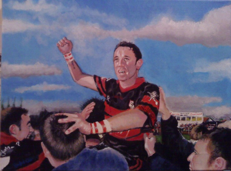 MLR - All-Ireland Intermediate Champs 2011 featuring player James Hickey